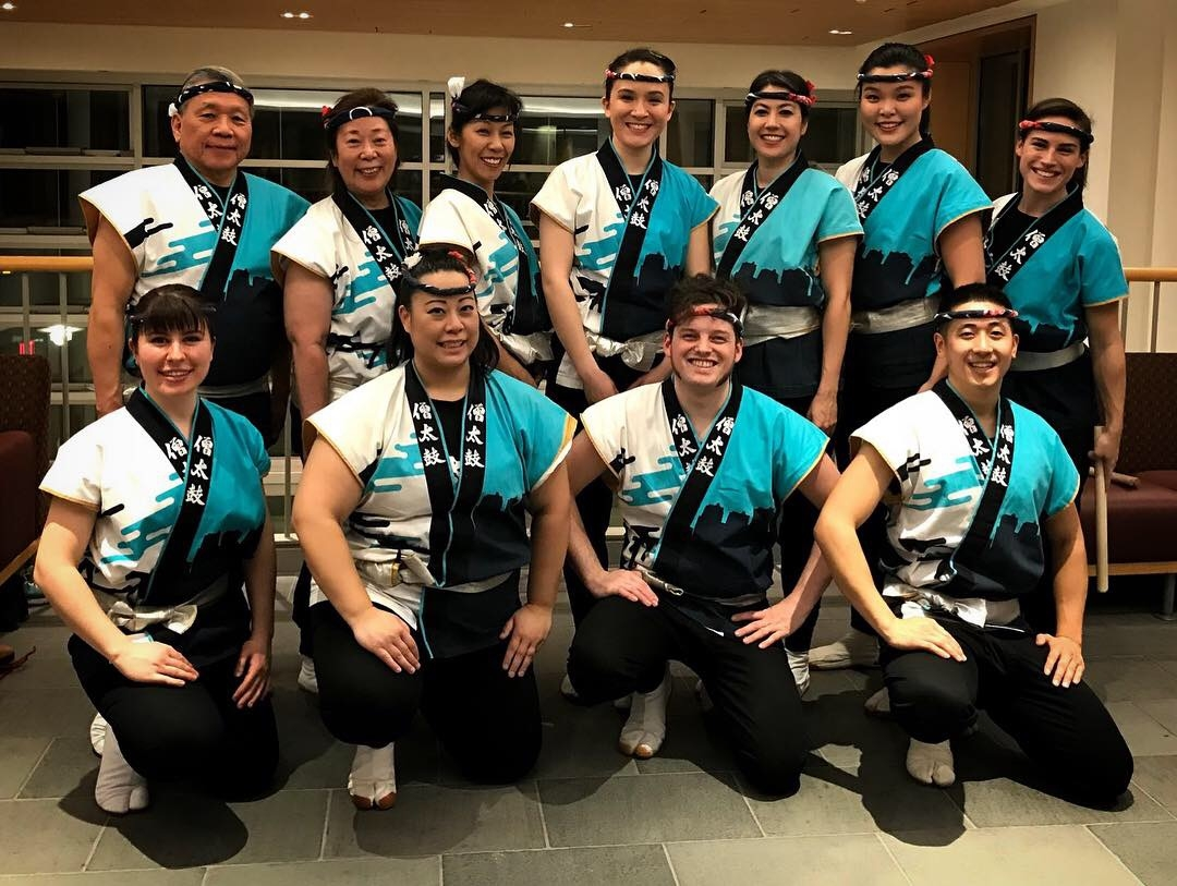 The 2019 East Coast Taiko Conference