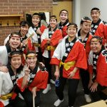 Soh Daiko after our performance of Matsuri Daiko