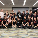 Soh Daiko with participants from our Miyake workshop